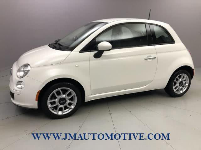 Used Fiat 500 2dr HB Pop 2015 | J&M Automotive Sls&Svc LLC. Naugatuck, Connecticut