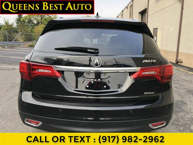 Used Acura MDX AWD 4dr Tech Pkg 2014 | Queens Best Auto Body / Sales. Hollis, New York