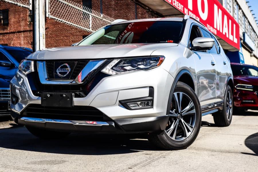 Used Nissan Rogue AWD SV 2017 | Hillside Auto Mall Inc.. Jamaica, New York