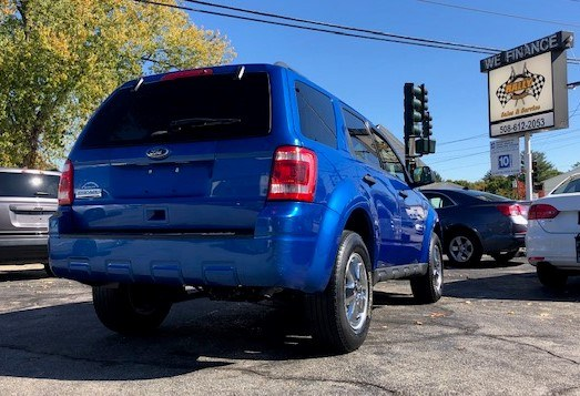 Used Ford Escape 4WD 4dr XLT 2012 | Rally Motor Sports. Worcester, Massachusetts