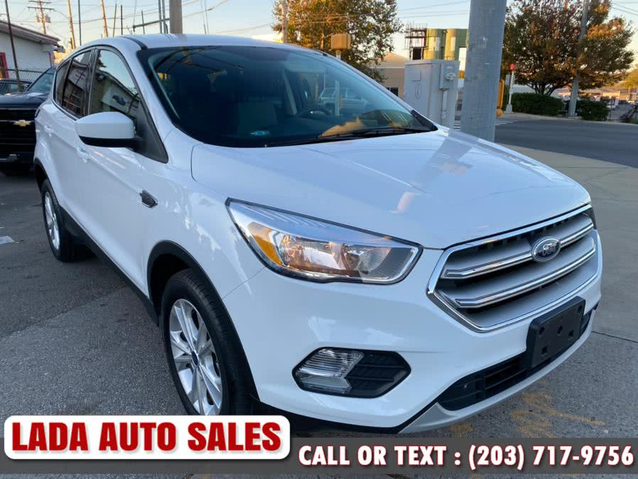 Used Ford Escape SE 4WD 2017 | Lada Auto Sales. Bridgeport, Connecticut