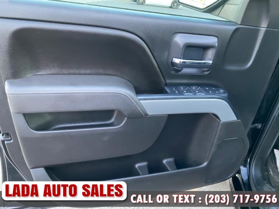 "Used Chevrolet Silverado 1500 4WD Double Cab 143.5"" LT w/1LT 2017   Lada Auto Sales. Bridgeport, Connecticut"