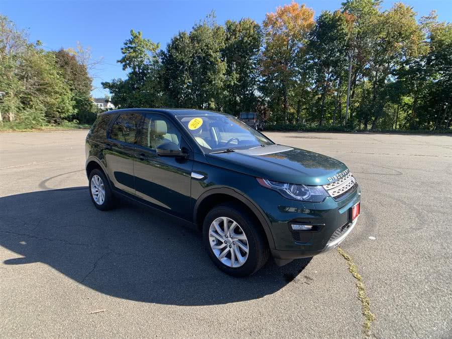 Used 2017 Land Rover Discovery Sport in Stratford, Connecticut   Wiz Leasing Inc. Stratford, Connecticut
