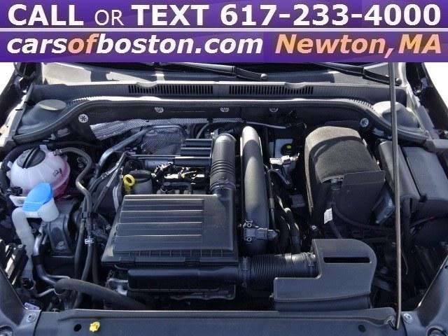 Used Volkswagen Jetta 1.4T S Auto 2017 | Motorcars of Boston. Newton, Massachusetts