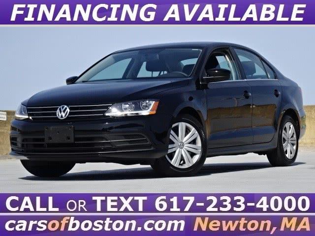 Used 2017 Volkswagen Jetta in Newton, Massachusetts | Cars of Boston. Newton, Massachusetts