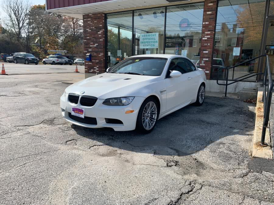 Used 2011 BMW M3 in Barre, Vermont | Routhier Auto Center. Barre, Vermont