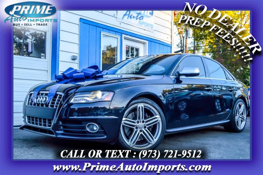 Used 2011 Audi S4 in Bloomingdale, New Jersey | Prime Auto Imports. Bloomingdale, New Jersey