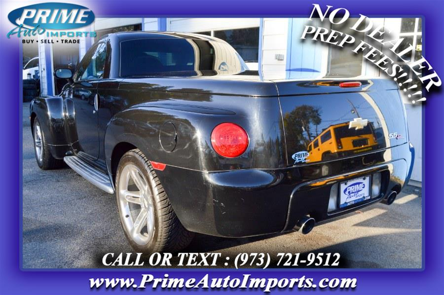 """Used Chevrolet SSR Reg Cab 116.0"""" WB LS 2005 