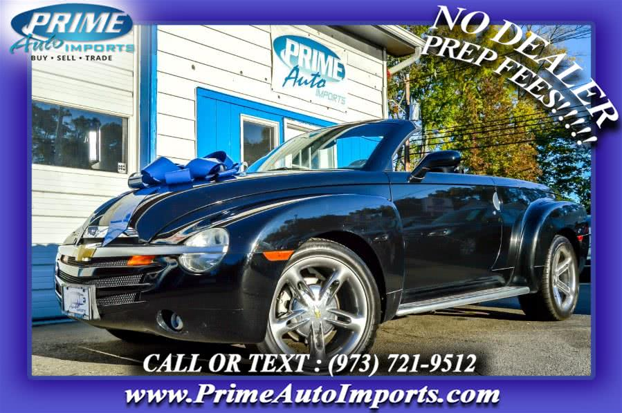 Used 2005 Chevrolet SSR in Bloomingdale, New Jersey | Prime Auto Imports. Bloomingdale, New Jersey