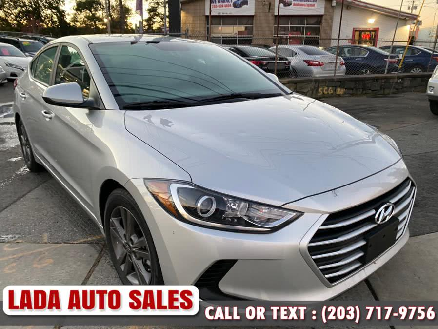 Used Hyundai Elantra SEL 2.0L Auto SULEV (Alabama) 2018 | Lada Auto Sales. Bridgeport, Connecticut