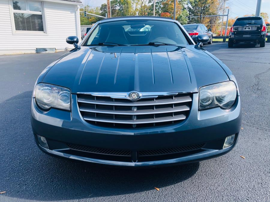 Used Chrysler Crossfire 2dr Roadster Limited 2008   Chip's Auto Sales Inc. Milford, Connecticut