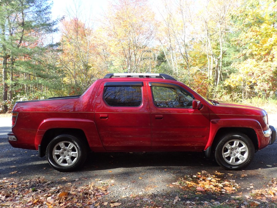 Used Honda Ridgeline RTL AT 2006 | Eagleville Motors. Storrs, Connecticut