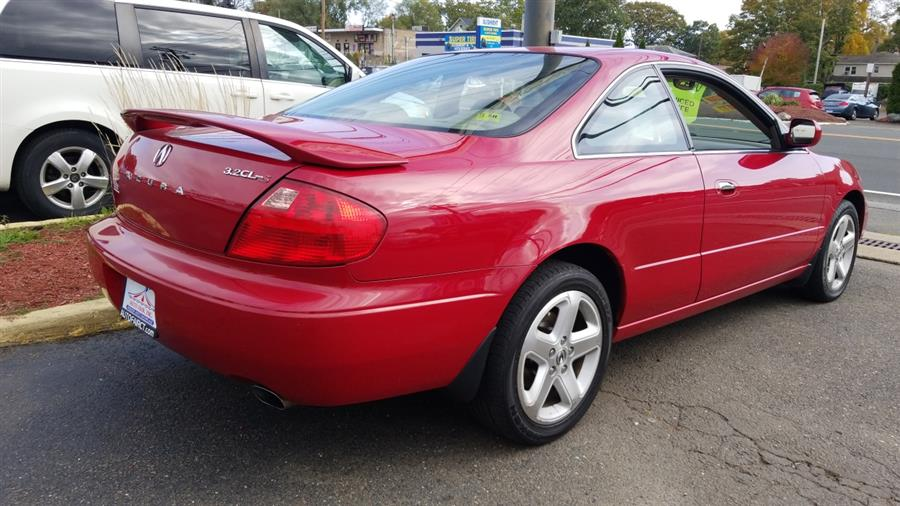 2001 Acura CL 2dr Cpe 3.2L Type S, available for sale in West Haven, CT