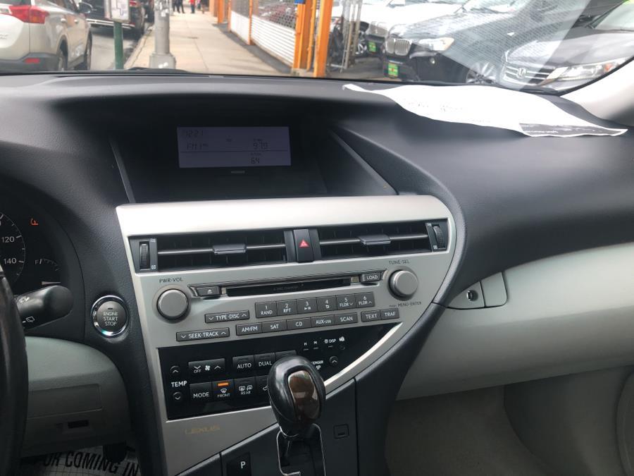 Used Lexus RX 350 4dr 2010 | Sylhet Motors Inc.. Jamaica, New York