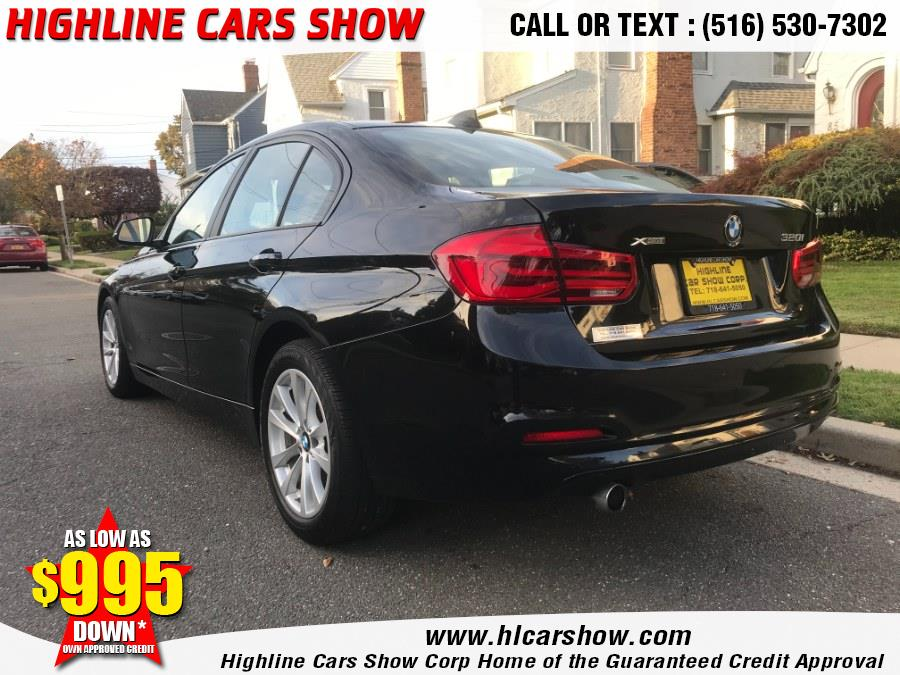 Used BMW 3 Series 4dr Sdn 320i xDrive AWD South Africa 2016 | Highline Cars Show Corp. West Hempstead, New York