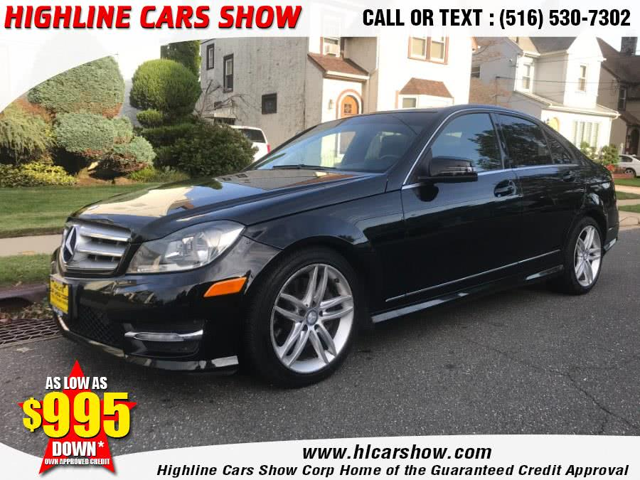 Used 2013 Mercedes-Benz C-Class in West Hempstead, New York | Highline Cars Show Corp. West Hempstead, New York