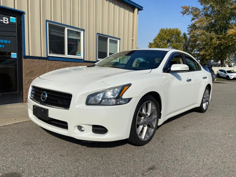 Used 2011 Nissan Maxima in East Windsor, Connecticut | Century Auto And Truck. East Windsor, Connecticut