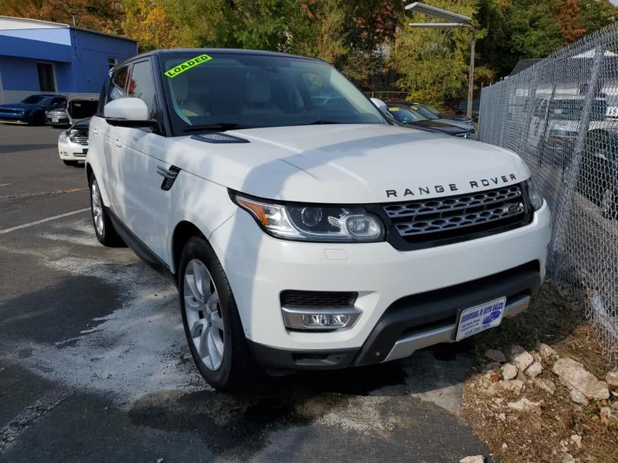 Used 2014 Land Rover Range Rover Sport in Springfield, Massachusetts | Bournigal Auto Sales. Springfield, Massachusetts