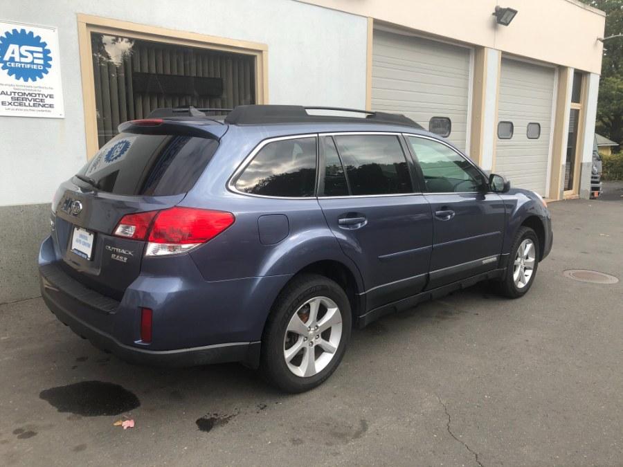 Used Subaru Outback 4dr Wgn H4 Auto 2.5i Premium 2014 | Bristol Auto Center LLC. Bristol, Connecticut