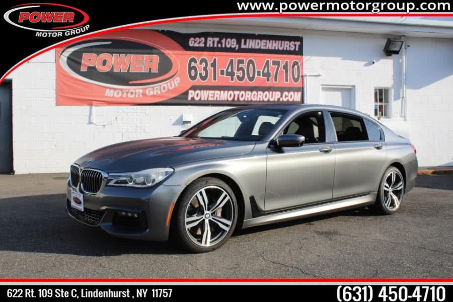 Used 2016 BMW 7 Series Msport in Lindenhurst , New York | Power Motor Group. Lindenhurst , New York