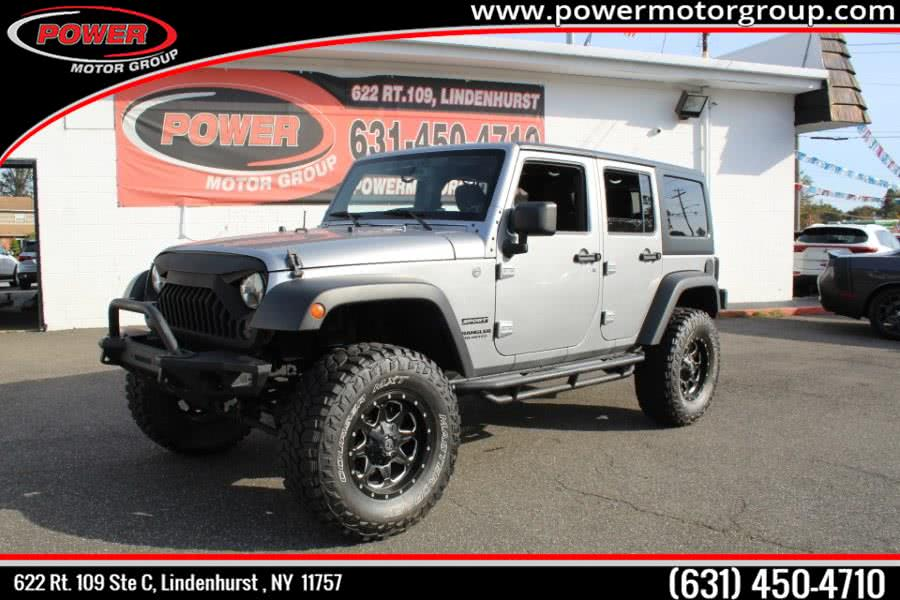 Used 2014 Jeep Wrangler Unlimited in Lindenhurst , New York | Power Motor Group. Lindenhurst , New York