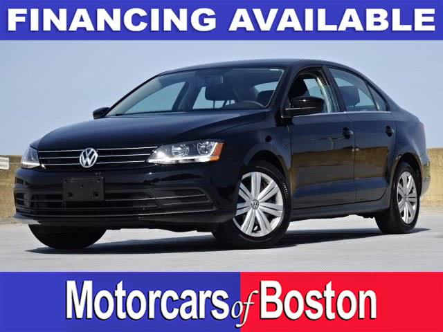 Used 2017 Volkswagen Jetta in Newton, Massachusetts | Motorcars of Boston. Newton, Massachusetts