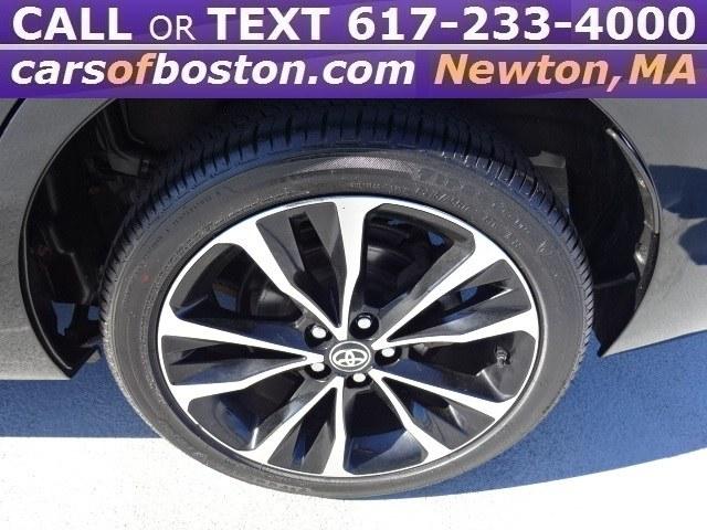 Used Toyota Corolla SE CVT (Natl) 2017 | Motorcars of Boston. Newton, Massachusetts