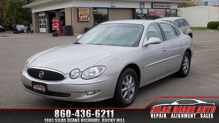 Used 2007 Buick LaCrosse in Rocky Hill , Connecticut | Silas Deane Auto LLC. Rocky Hill , Connecticut