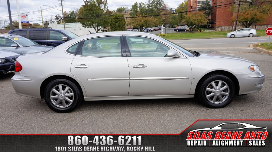 Used Buick LaCrosse 4dr Sdn CXL 2007 | Silas Deane Auto LLC. Rocky Hill , Connecticut