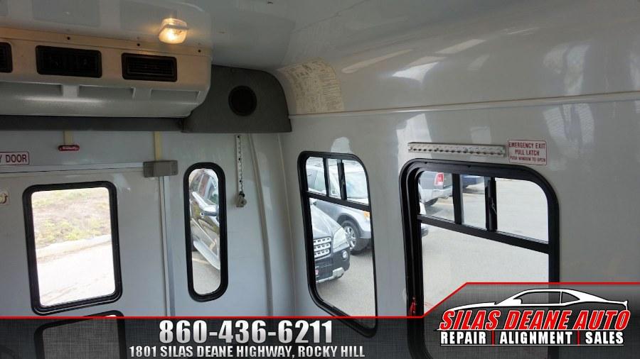"Used Ford Econoline Commercial Cutaway E-350 Super Duty 138"" DRW 2008 | Silas Deane Auto LLC. Rocky Hill , Connecticut"