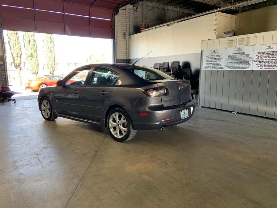 Used Mazda Mazda3 4dr Sdn Auto s Grand Touring 2007 | U Save Auto Auction. Garden Grove, California