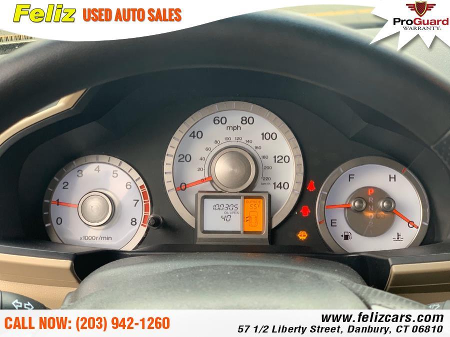 Used Honda Pilot 4WD 4dr EX 2010 | Feliz Used Auto Sales. Danbury, Connecticut