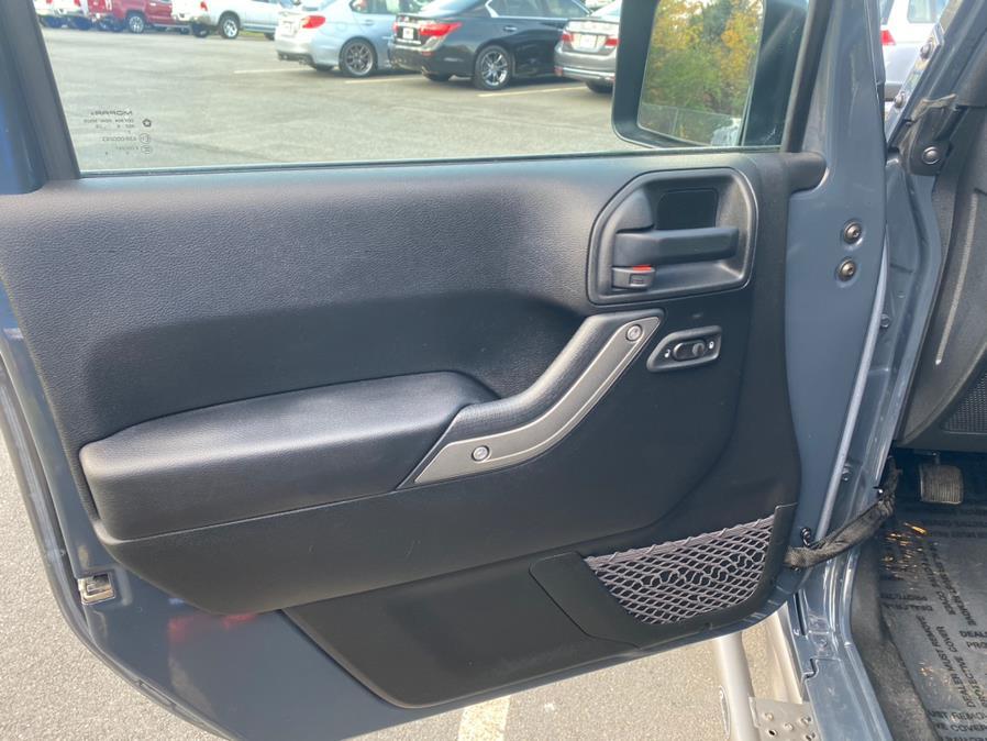 Used Jeep Wrangler Sport 4x4 2017 | Tru Auto Mall. Berlin, Connecticut