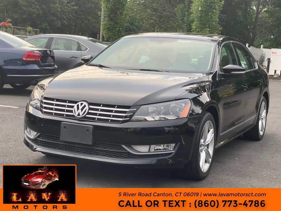 Used 2013 Volkswagen Passat in Canton, Connecticut | Lava Motors. Canton, Connecticut