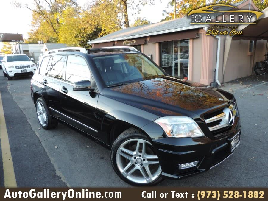 Used Mercedes-Benz GLK-Class 4MATIC 4dr GLK350 2011 | Auto Gallery. Lodi, New Jersey