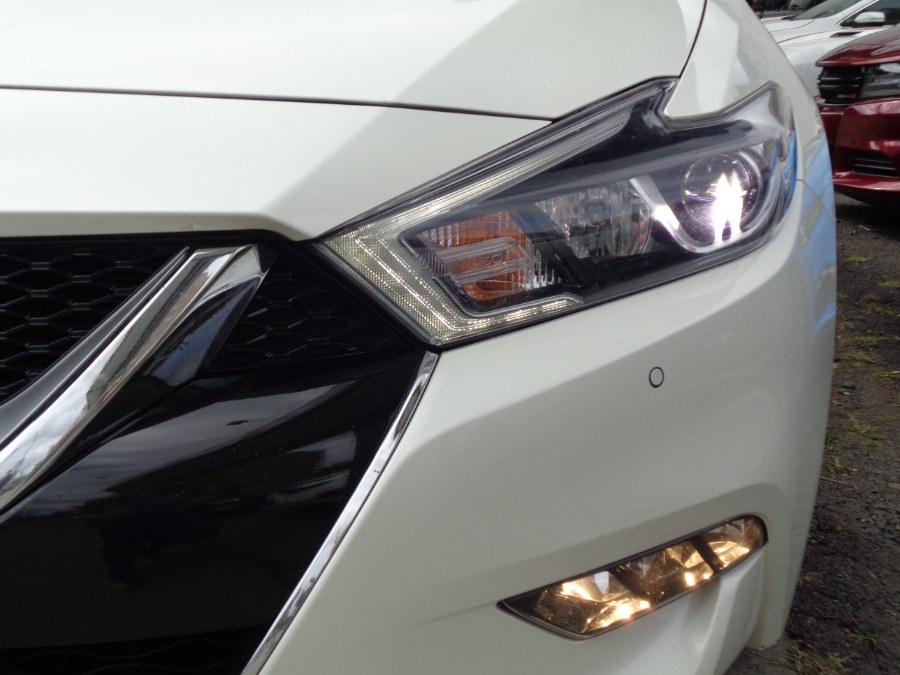 Used Nissan Maxima SR 2017 | Top Speed Motors LLC. Jamaica, New York