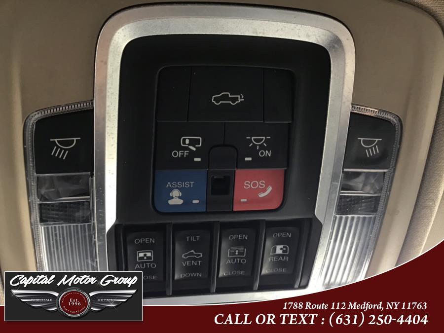 "Used Ram 1500 Laramie 4x4 Crew Cab 5''7"" Box 2019   Capital Motor Group Inc. Medford, New York"
