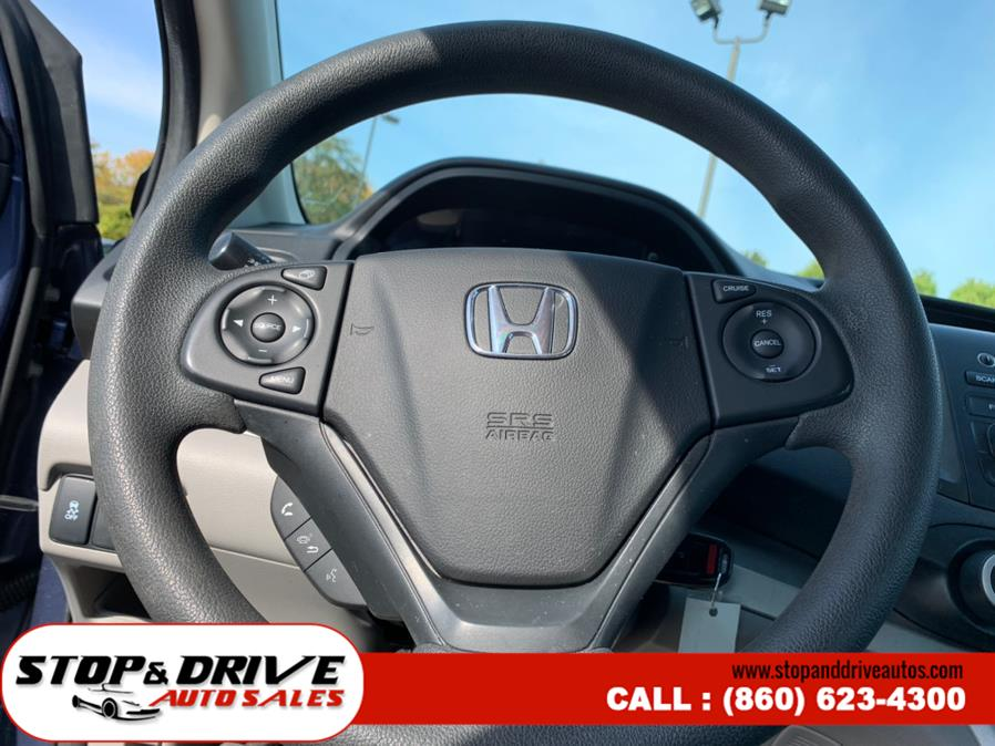 Used Honda CR-V AWD 5dr LX 2014 | Stop & Drive Auto Sales. East Windsor, Connecticut