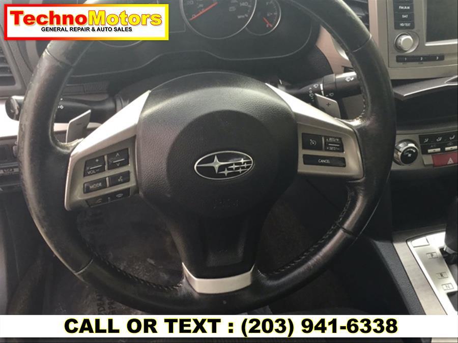 Used Subaru Legacy 4dr Sdn H4 Auto 2.5i Premium 2014 | Techno Motors . Danbury , Connecticut