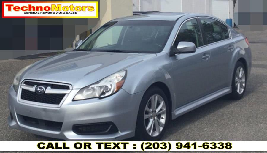 Used 2014 Subaru Legacy in Danbury , Connecticut | Techno Motors . Danbury , Connecticut