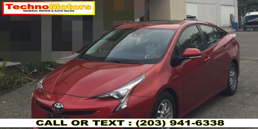 Used 2017 Toyota Prius in Danbury , Connecticut | Techno Motors . Danbury , Connecticut