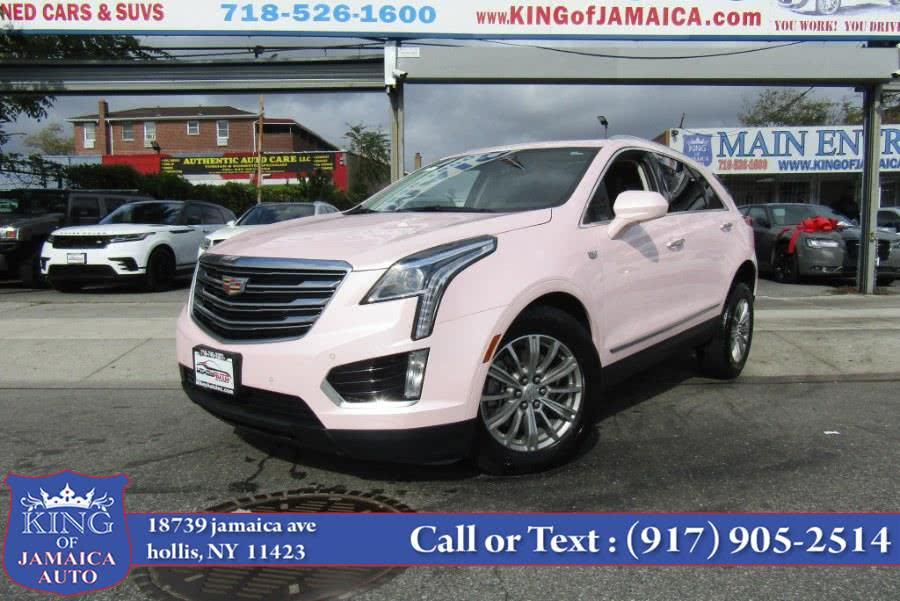 Used Cadillac XT5 FWD 4dr Luxury 2019 | King of Jamaica Auto Inc. Hollis, New York