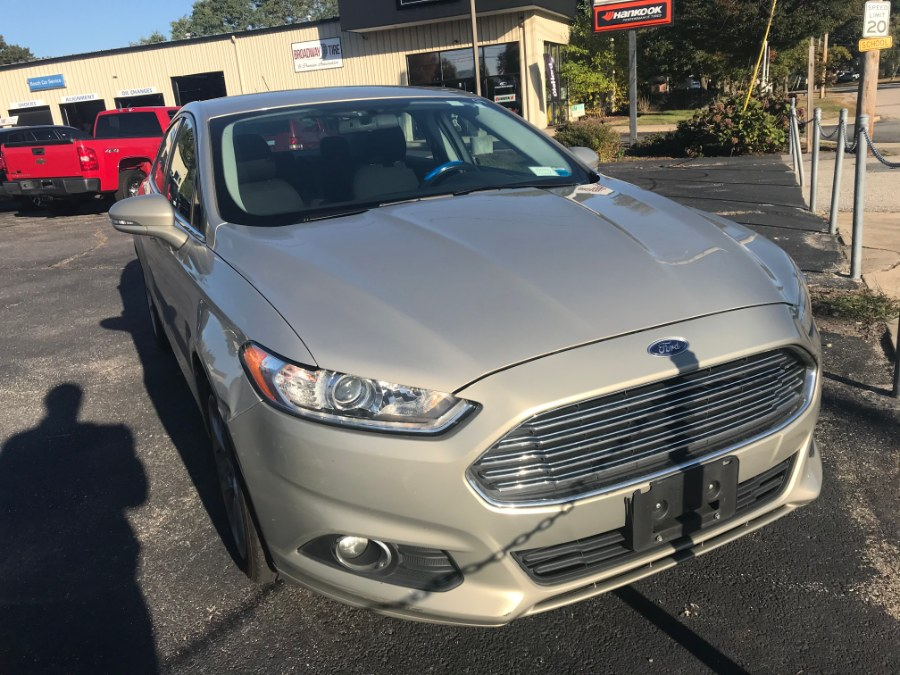 Used 2016 Ford Fusion in Warwick, Rhode Island | Premier Automotive Sales. Warwick, Rhode Island