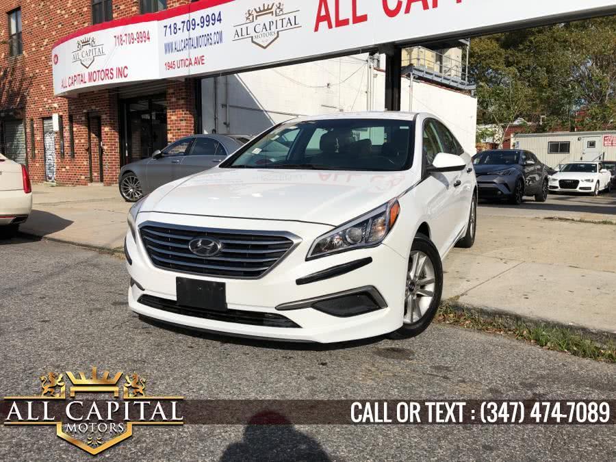 Used 2016 Hyundai Sonata in Brooklyn, New York | All Capital Motors. Brooklyn, New York