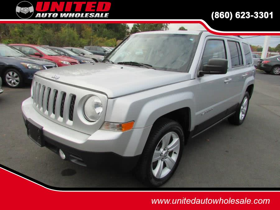Used Jeep Patriot 4WD 4dr Latitude 2014 | United Auto Sales of E Windsor, Inc. East Windsor, Connecticut