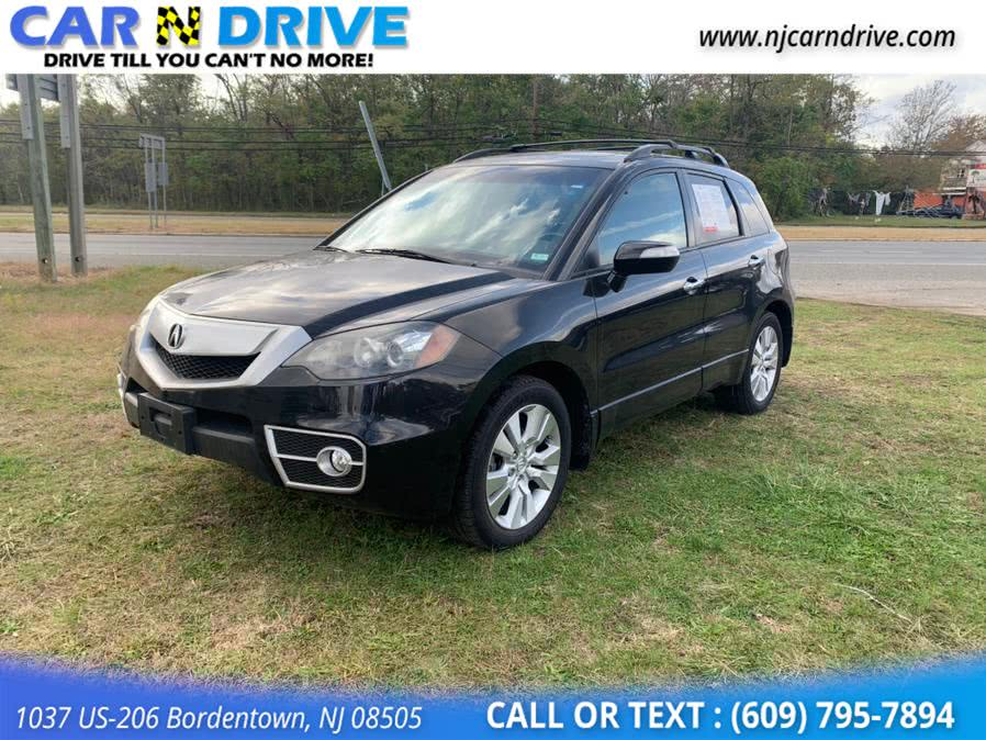 Used Acura Rdx 5-Spd AT SH-AWD with Technology Package 2012 | Car N Drive. Bordentown, New Jersey