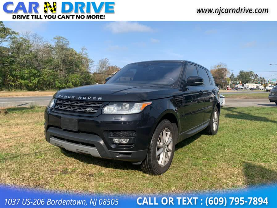 Used Land Rover Range Rover Sport SE 2017 | Car N Drive. Bordentown, New Jersey
