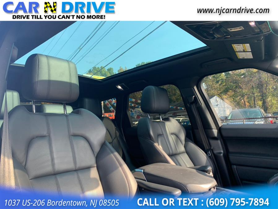 Used Land Rover Range Rover Sport SE 2017   Car N Drive. Bordentown, New Jersey