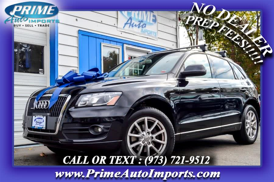 Used 2012 Audi Q5 in Bloomingdale, New Jersey | Prime Auto Imports. Bloomingdale, New Jersey
