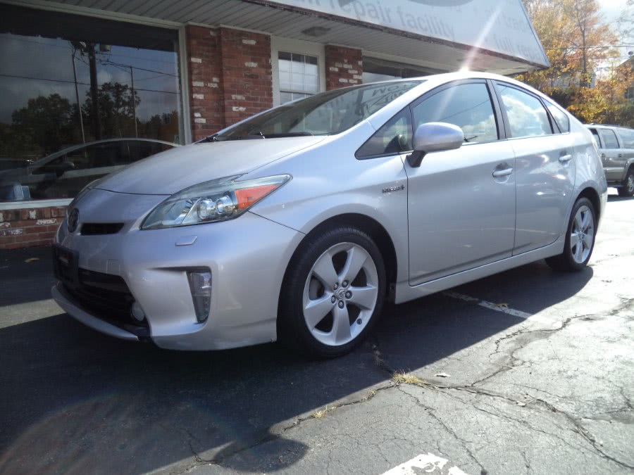 Used 2013 Toyota Prius in Naugatuck, Connecticut | Riverside Motorcars, LLC. Naugatuck, Connecticut